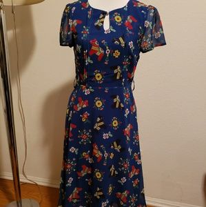 Lindy Bop Bretta Pinata Dress